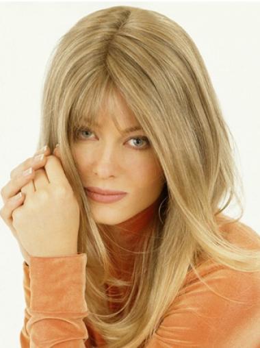 Mezze Parrucche Liscia 100% capelli naturali progettato