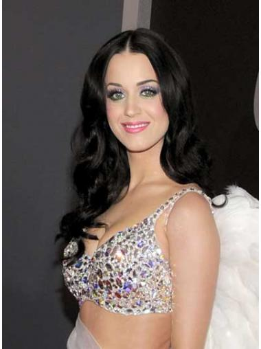 Parrucche Katy Perry Lungo Mossa Macchina stile
