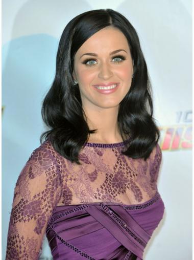 Parrucche Katy Perry Altezza di Spalle Mossa Macchina perfetto