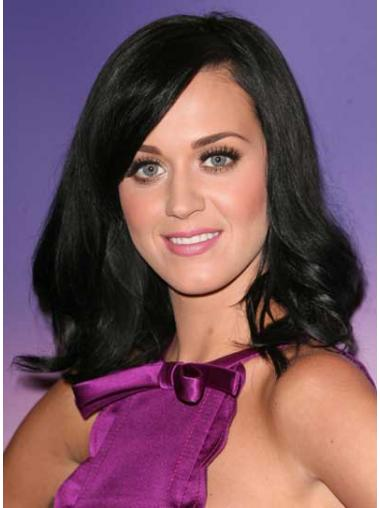 Parrucche Katy Perry Altezza di Spalle Mossa Macchina naturale