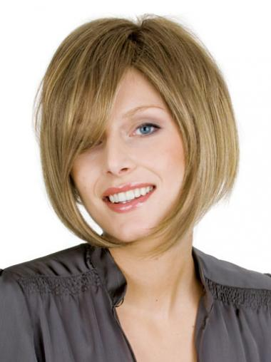 "Parrucche Corte 10"" Biondo"