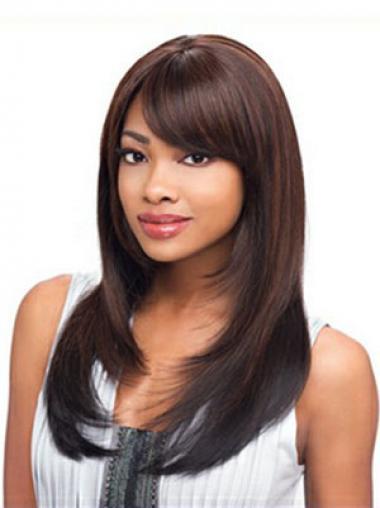 "Parrucche Afroamericano elegante Stratificato 18"""