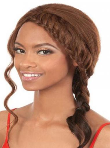 "Parrucche Afroamericano Mossa Macchina 14"" migliore"
