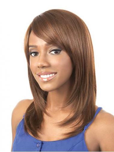 """Parrucche Afroamericano progettato Stratificato 16"""""""
