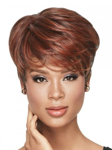 "Parrucche Afroamericano Mossa Macchina 8"" migliore"