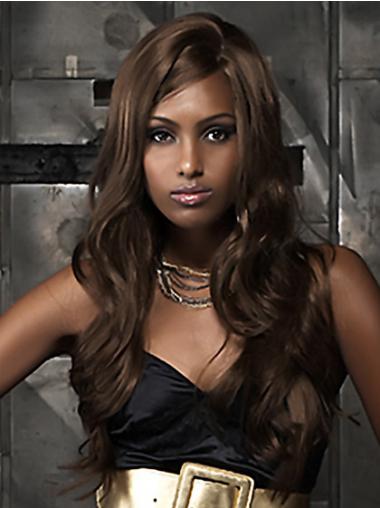 "Parrucche Afroamericano Riccia Macchina 22"" stile"