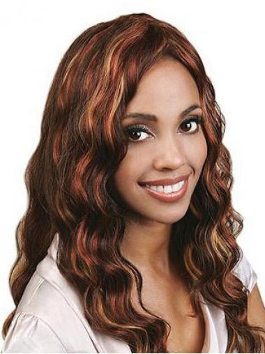 """Parrucche Afroamericano flessibilità 16"""" Mossa"""