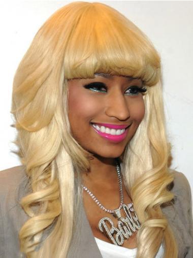 "Parrucche Nicki Minaj Cheapest 24"" Tulle Cinema Mossa"