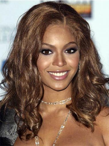 "Parrucche Beyonce Castano 16"" incredibile Mossa"