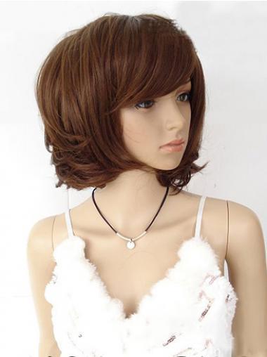 Parrucche Corte Sintetici Liscia perfetto