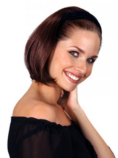 Mezze Parrucche Liscia Brazilian Remy Hair progettato