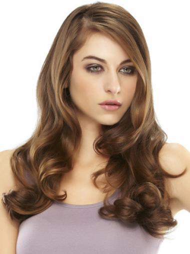 Mezze Parrucche Mossa 100% capelli naturali squisito