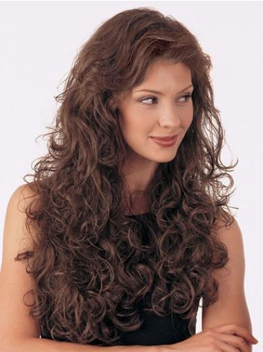 Mezze Parrucche Riccia Brazilian Remy Hair