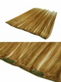 Extension Clip-In migliore Biondo 100% capelli naturali
