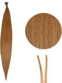 Extension stile Castano Dorato 100% capelli naturali