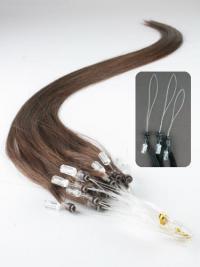 Micro-Cheratina 100% capelli naturali stile Liscia