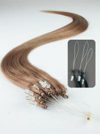Micro-Cheratina 100% capelli naturali insolente Liscia