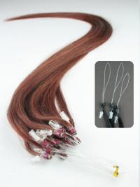 Micro-Cheratina 100% capelli naturali Liscia