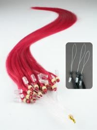 Micro-Cheratina 100% capelli naturali flessibilità Liscia