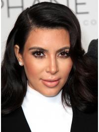 Parrucche Kim Kardashian Lungo Mossa Macchina Bellissimo