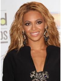 """Parrucche Beyonce Castano 21"""" naturale Mossa"""