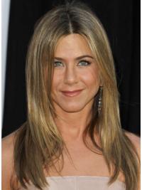 Parrucche Jennifer Aniston Lungo Liscia Macchina