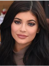 Parrucche Kylie Jenner Lungo Mossa Tulle Cinema perfetto
