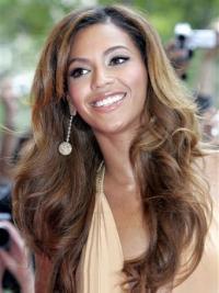 """Parrucche Beyonce Castano 18"""" progettato Mossa"""