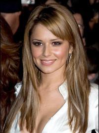 """Parrucche Cheryl Cole Biondo 18"""" perfetto Liscia"""
