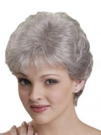 """Parrucche Classiche stile 6"""" Liscia"""